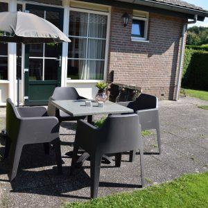 Fraaie 10-persoons accommodatie op park in Voorthuizen Veluwe
