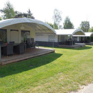 6-persoons Tentvilla op park in Voorthuizen