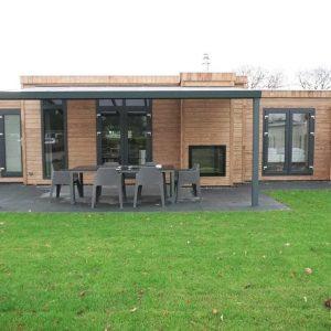 Nieuw 6-persoons vakantiehuisje op park in Voorthuizen Veluwe