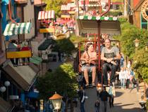 Kom een Midweek vieren in Attractiepark Slagharen