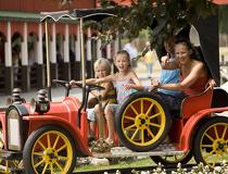 Kom een Korte midweek vieren in Attractiepark Slagharen