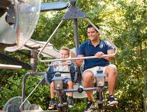 Kom een Vaderdag Special vieren in Attractiepark Slagharen
