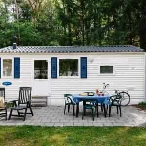 Chalet Plus (4 + 1 persoons) in vakantiepark Beekse Bergen