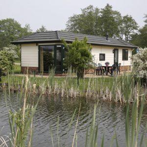 Heerlijk chalet op vakantiepark in Nunspeet