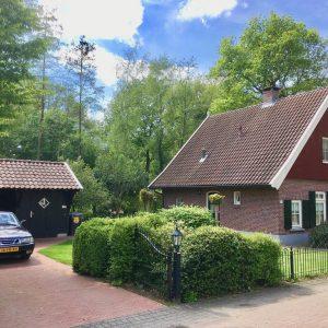 Luxe vakantiehuis in Winterswijk Achterhoek met sauna