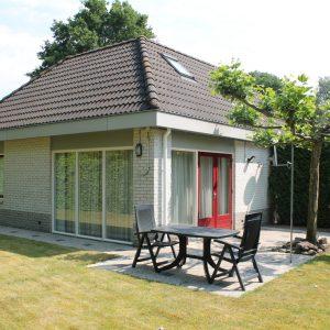 Vakantiehuis op park de Wilde Kamp in Garderen Veluwe
