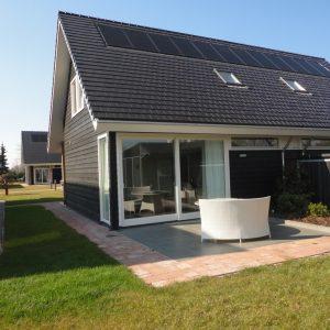 Vakantiehuizen in Wenum Wiesel op landgoed met zwembad en wellness