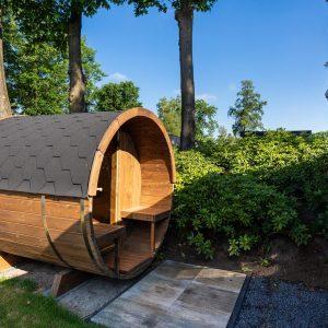 Comfort 6 personen Sauna